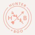 Hunter + Boo UK Logo