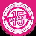 Iam8bit Logo