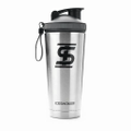 Ice Shaker Bottle Logo