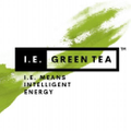 I.E. Green Tea Logo