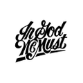 In God We Must Logo