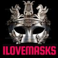 iLoveMasks USA Logo
