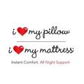 I Love My Bed Logo
