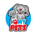 I Love My Pets logo