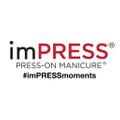 Impress Gel Manicure Logo