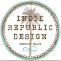 Indie Republic Design Logo