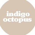 Indigo Octopus Logo