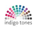 Indigo Tones Logo