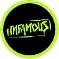 Infamous Paintball Logo
