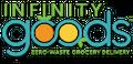 Infinity Goods: Zero Waste Grocery Delivery Logo