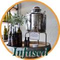 INFUSED Oils & Vinegars Logo