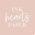 Ink Hearts Paper Australia Logo