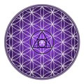 InnerVision Crystals Logo