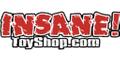 INSANE! Toy Shop by Insane Web Deals USA Logo
