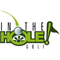 In the Hole! Golf Logo