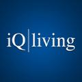 iQ living Logo