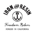 Iron and Resin Logo