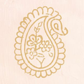 Ishani Block Printed Clothing Logo