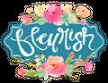 ishopfleurish USA Logo