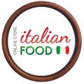 Italian Food Online Store Logo