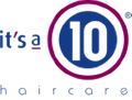 It's A 10 logo