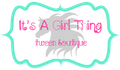 It's a Girl Thing Tween Boutique USA Logo