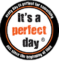 It's A Perfect Day Logo