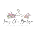 The Ivory Chic Boutique Logo