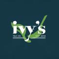 Ivy's Tea Co Logo