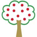 Johnny Appleseed GPS Logo