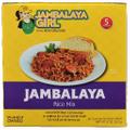 Jambalaya Girl Logo
