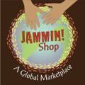 The Jammin Shop logo