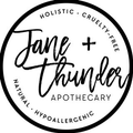 Jane and Thunder Apothecary Logo