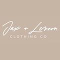 Jax and Lennon Clothing Co. Logo