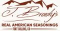 jbradyseasonings Logo