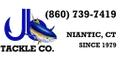 J&B Tackle Co Logo