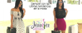 Jennifer Fashion Touch & Shoes Collection Logo
