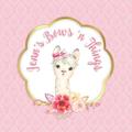 Jenn's Bows 'n Things Logo