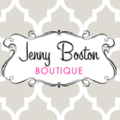 Jennyboston Boutique Logo