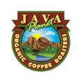 Java Planet Coffee Logo
