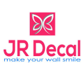 JR Decal Wall Stickers Logo