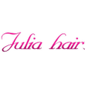 Julia Hair Logo