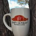 Jumpy Monkey Coffee USA Logo