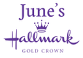 June's Hallmark Logo