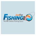 Just For Fishing logo