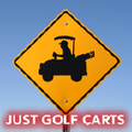 Just Golf Carts Logo