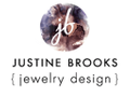 Justine Brooks Design | Handmade Nature Inspired Jewelry logo