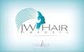 J.W Hair Imports Logo