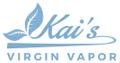 Kai's Virgin Vapor Logo