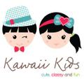 Kawaii Kids Logo